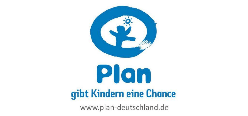 Logo Plan gibt Kindern eine Chance