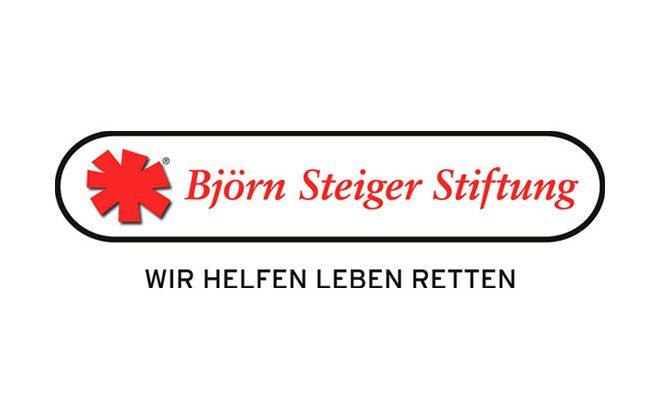 Logo der Björn Steiger Stiftung Wir Helfen Leben Retten