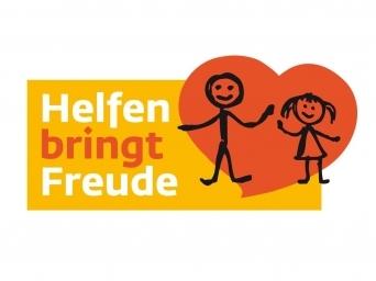 Logo von Helfen bringt Freude