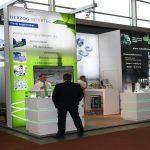 Bild HERZOG INTERTEC Messestand bei der Engine Expo 2015
