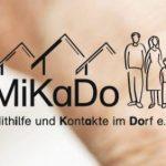 Logo MiKaDo Mithilfe und Kontakte im Dorf e.V.