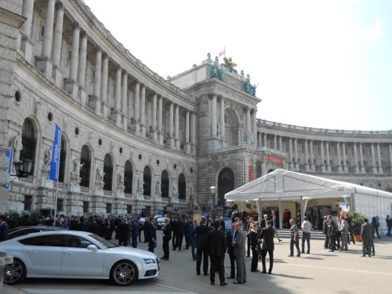 Außenansicht des 34. Wiener Motorensymposium